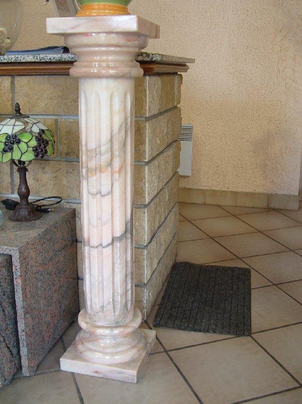 colonnes marbrerie d coration int rieur marbre charleville m zi res ardennes. Black Bedroom Furniture Sets. Home Design Ideas