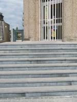 pierre bleue du Hainaut LA POSTE à Charleville (Ardennes)