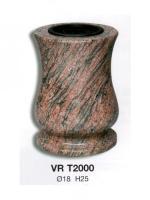 Vase tourné rond