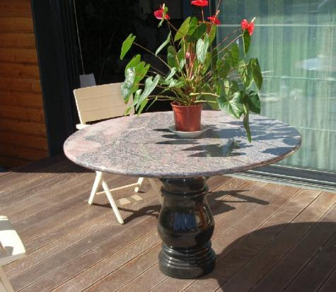 table à Francheval (Ardennes)